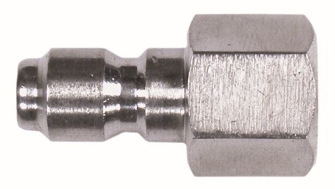 Female Stainless Steel Plug-86046SS