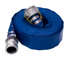 "1.5"" Blue Layflat Assembly-BLAY-150-CASS"